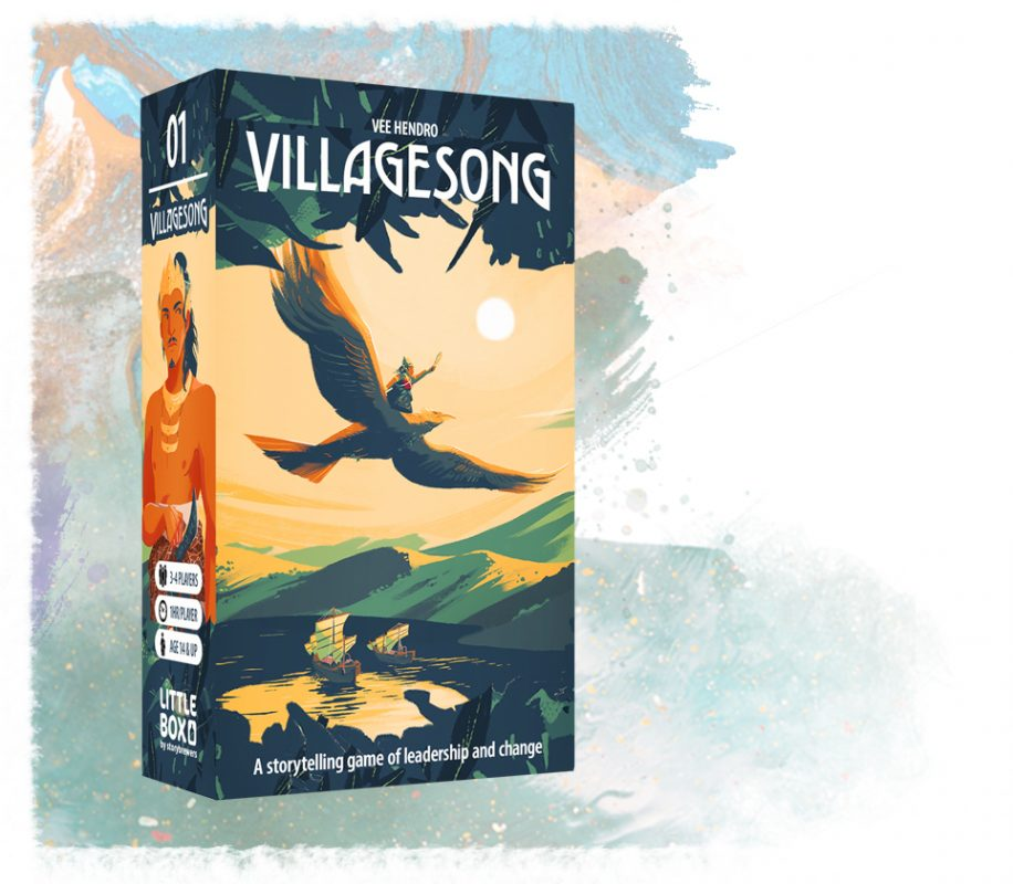 Product box of Villagesong